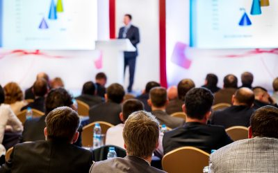 A Vendor's Guide to Getting Attention at Conferences